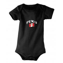 Body bébé Pérou