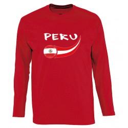 T-shirt manches longues Pérou
