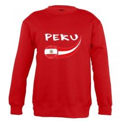 Sweat enfant Pérou