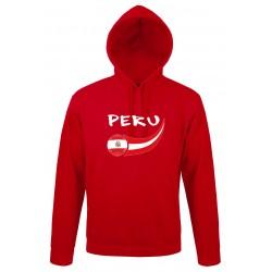 Sweat capuche Pérou