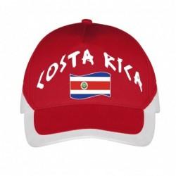 Casquette Costa Rica