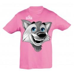 T-shirt Giro Italia Wolfie...