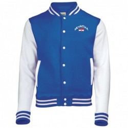 Veste college enfant Croatie
