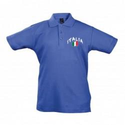 Polo enfant Italie