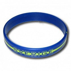 Bracelet silicone Suède