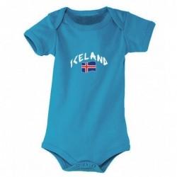 Body bébé Islande
