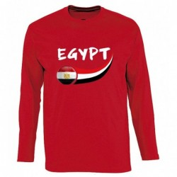 T-shirt manches longues Egypte