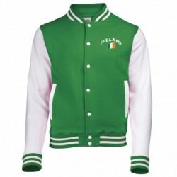 Veste college enfant Irlande