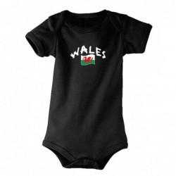 Body bébé Pays de Galles