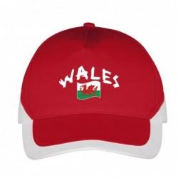 Casquette Pays de Galles