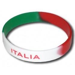 Bracelet silicone Italie