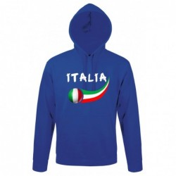 Sweat capuche Italie