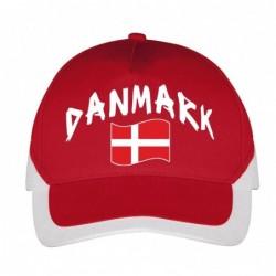 Casquette Danemark