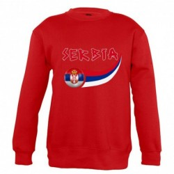 Sweat enfant Serbie