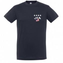 T-shirt enfant USA 4 stars