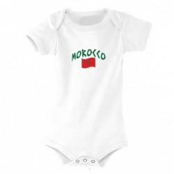 Body bébé Maroc