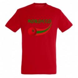 T-shirt Maroc