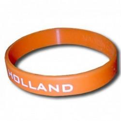 Bracelet silicone Hollande