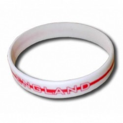 Bracelet silicone Angleterre