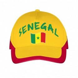 Casquette Sénégal