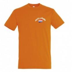 T-shirt enfant Hollande