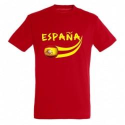 T-shirt Espagne