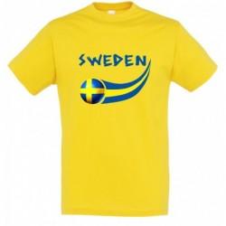 T-shirt Suède