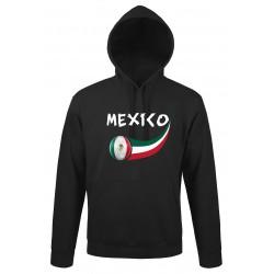 Sweat capuche Mexique
