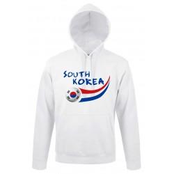 Sweat capuche Corée du Sud