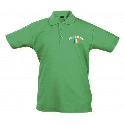Polo enfant Irlande