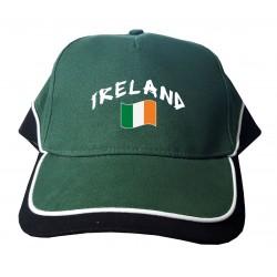 Casquette Irlande