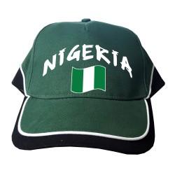 Casquette Nigeria