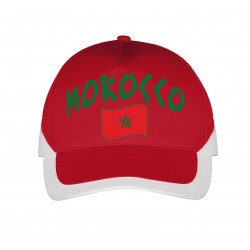 Casquette Maroc