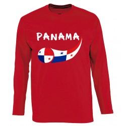 T-shirt manches longues Panama
